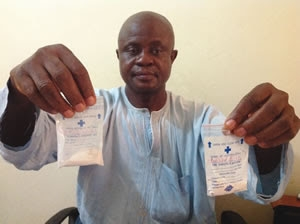 I Pray!! Meet The University Don Who Says He Has Cure For AIDS [See Photo]